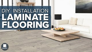 Installing Laminate Planks video thumbnail