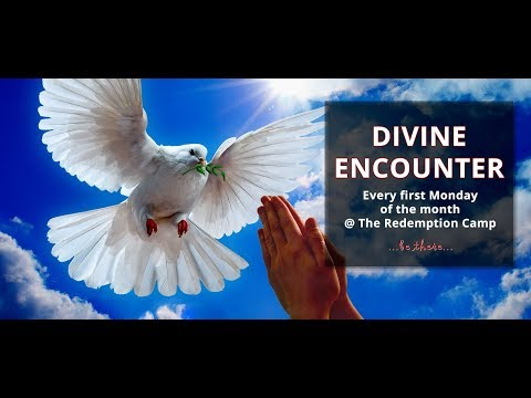 RCCG JANUARY 2019 DIVINE ENCOUNTER
