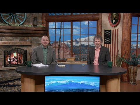 Charis Daily Live Bible Study: Pastor Duane Sheriff - April 28, 2021