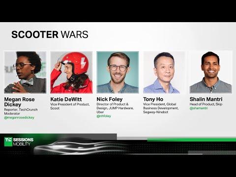 Scooter Wars with Katie DeWitt, Tony Ho, Nick Foley, and Shalin Mantri - UCCjyq_K1Xwfg8Lndy7lKMpA