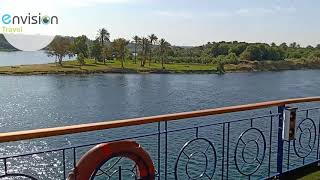 Nile cruise in Egypt (ASWAN)