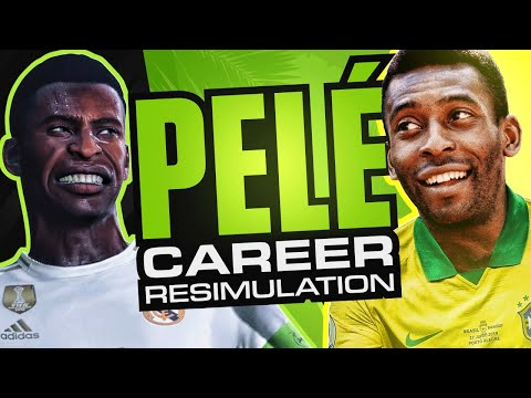 RE-SIMULATING PELE'S ENTIRE CAREER IN TODAY'S ERA | FIFA 20 CAREER MODE