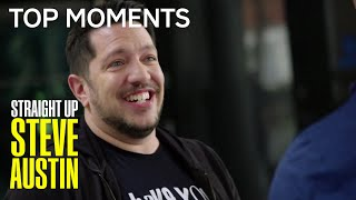 Straight Up Steve Austin | Sal Vulcano Meets Steve | S1 Ep 2 Top Moments | USA Network