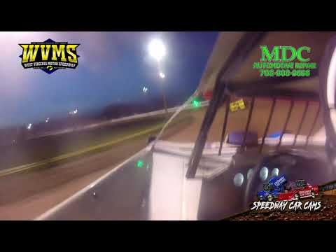 #9 Devin Moran - West Virginia Motor Speedway 4-24-21 - Super Late Model - dirt track racing video image