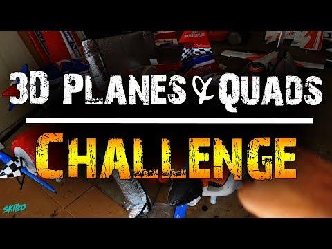 Quads and 3D Planes Challenge - UCTG9Xsuc5-0HV9UcaTeX1PQ