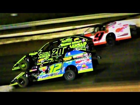 8-21-21 Modified Feature Thunderbird Raceway - dirt track racing video image