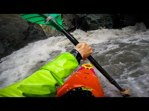 GoPro: Kayaking the Stikine with Rafa Ortiz