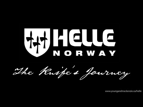 Helle - The Knife's Journey - UCw4lpAILMCP56VKXanYfKQg