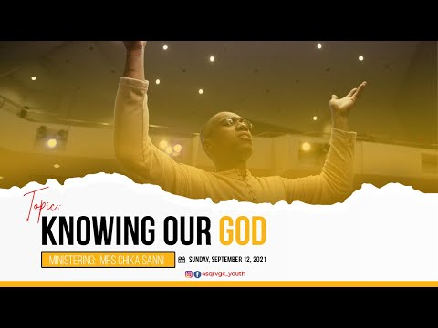 Youth Worship Service 12th Sept 2021
