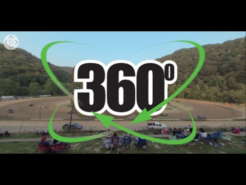 """Mountain Motorsports Park - """"In The Stands"""" - dirt track racing video image"""