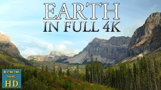 EARTH Amazing 4K Landscapes and Astrophotography | Time Lapse | Destination Travel HD