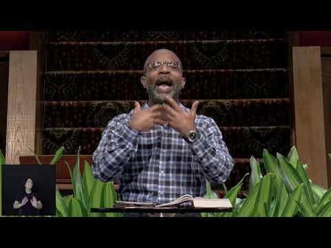 Sermon - 06/07/2020 - Pastor Greg Brewer -Christ Church Nashville