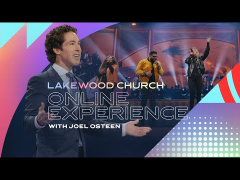 Lakewood Church Live Sunday Service  Joel Osteen  May 16, 2021