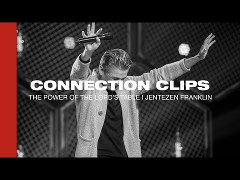 The Power of The Lord's Stable Connection Clip  Jentezen Franklin