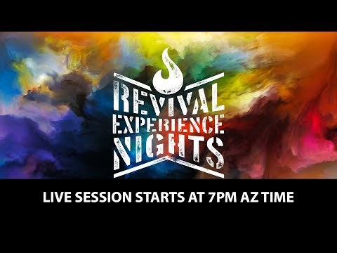 Revival Experience Night with Patricia King and Charlie Shamp