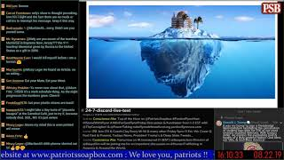 CUTTING EDGE with NELY: EPSTEIN'S PEDOVORE ISLAND / THESE PEOPLE  ARE SICK - GREAT AWAKENING WWG1WGA