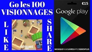 LIVE Battlelands Royale CONCOURS Go les 100 VISIONNAGES