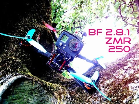 ZMR250 Betaflight 2.8.1 Freestyle - UCL_m9kLFjc31RM0atTpmxMQ