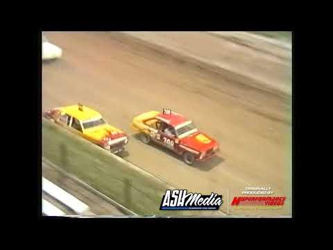 4 Cylinder Rockets: Australasian Championship - A-Main - Archerfield Speedway - 29.06.1997 - dirt track racing video image