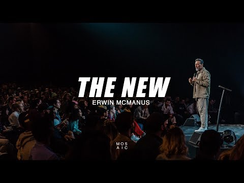 The New  Erwin McManus - Mosaic