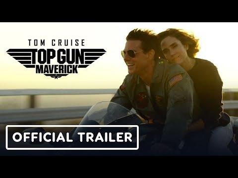 Top Gun: Maverick - Official Trailer 2 (2020) Tom Cruise - UCKy1dAqELo0zrOtPkf0eTMw