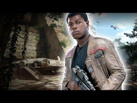 3 Minutes of Finn Gameplay in Star Wars Battlefront 2 (1080p 60fps) - UCKy1dAqELo0zrOtPkf0eTMw