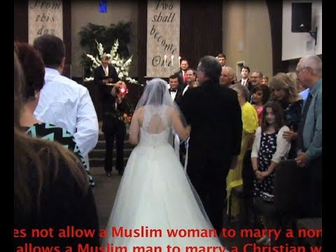 Marry a Muslim? Christian Lady Skype to Christian Prince