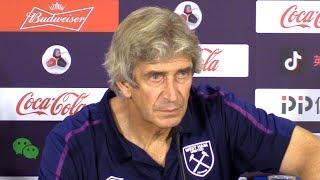 Newcastle 1-0 West Ham - Manuel Pellegrini & Robert Snodgrass Post Match Press Conference