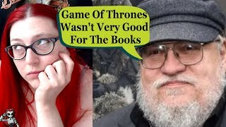 George R.R. Martin Says Game of Thrones TV Series 'Wasn't Very Good for Me'