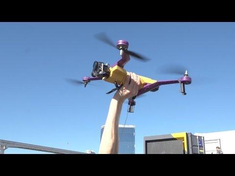 The AirDog drone follows your every move - UCOmcA3f_RrH6b9NmcNa4tdg
