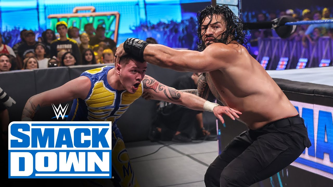 Edge & The Mysterios vs. Roman Reigns & The Usos – Six-Man Tag Team Match: SmackDown, July 16, 2021