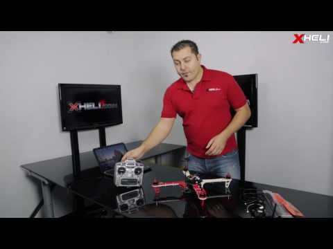 Programming and Calibrating your APM module for Multi-Rotors and More. - UCH6MbLEKxUPKK3y2uBreqDA