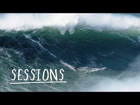 Towing into XXL Nazaré Bombs | Sessions - UCblfuW_4rakIf2h6aqANefA