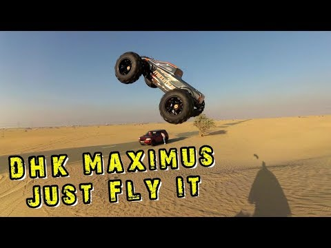 DHK Hobby 8382 Maximus Electric RC 4WD Off Road Monster Truck - UCsFctXdFnbeoKpLefdEloEQ