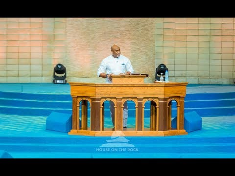 Impact Your World Living Intentionally 2  Paul Adefarasin  Something Is About To Happen