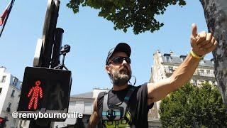 Jérôme Rodrigues et sa GoPro