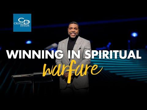 Winning in Spiritual Warfare - Sunday Service