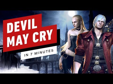 Devil May Cry in 7 Minutes - UCKy1dAqELo0zrOtPkf0eTMw