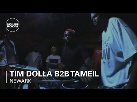 Tim Dolla B2B Tameil Boiler Room Newark DJ Set - brtvofficial