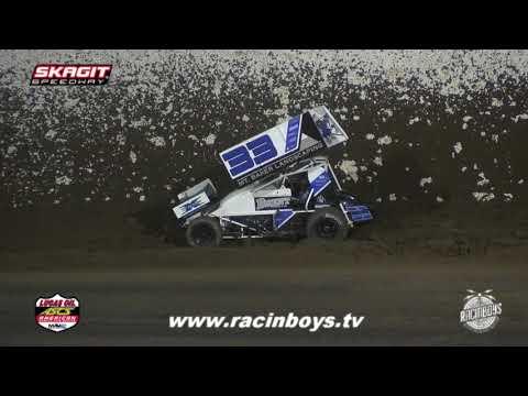 Lucas Oil ASCS Dirt Cup Night 1 Highlights 6 24 21 - dirt track racing video image