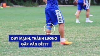 Duy Mạnh, Thành Lương có sẵn sàng cho bán kết AFC Cup 2019?