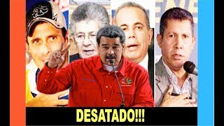 Noticias de Venezuela 17 agosto 2019★★OEA peligro!! TIAR Opción Militar★★MADURO pela elecciones★★