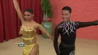 """Zea & Angelo Perform """"ChaChaCha"""""""