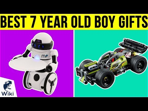 10 Best 7 Year Old Boy Gifts 2019 - UCXAHpX2xDhmjqtA-ANgsGmw