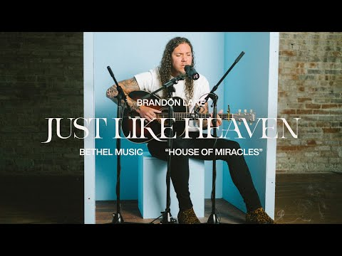 Just Like Heaven - Brandon Lake (Acoustic) [Official Music Video]