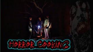 Breaking The  Horror Myth | Chicken Dinner at Haunted Place | Simply Sarath |