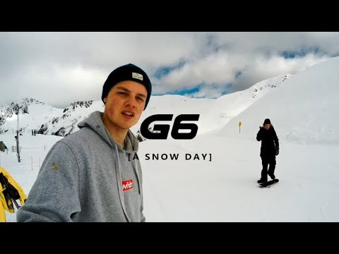 A SNOW DAY | FeiyuTech G6 with GoPro Hero