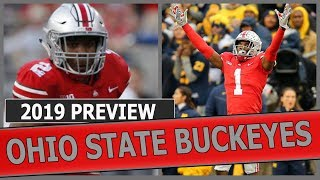College Football Preview - Ohio State Buckeyes 2019