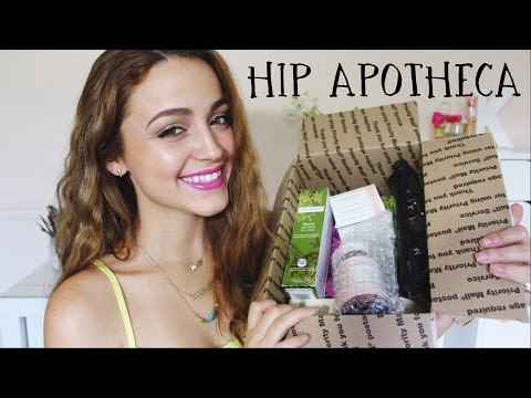 HIP APOTHECA HAUL- Website for ORGANIC lovers! - UC8v4vz_n2rys6Yxpj8LuOBA