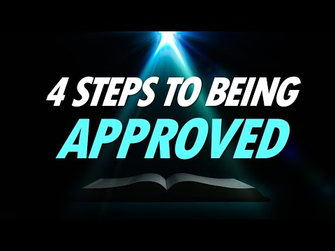 4 STEPS to being APPROVED - Live Re-broadcast